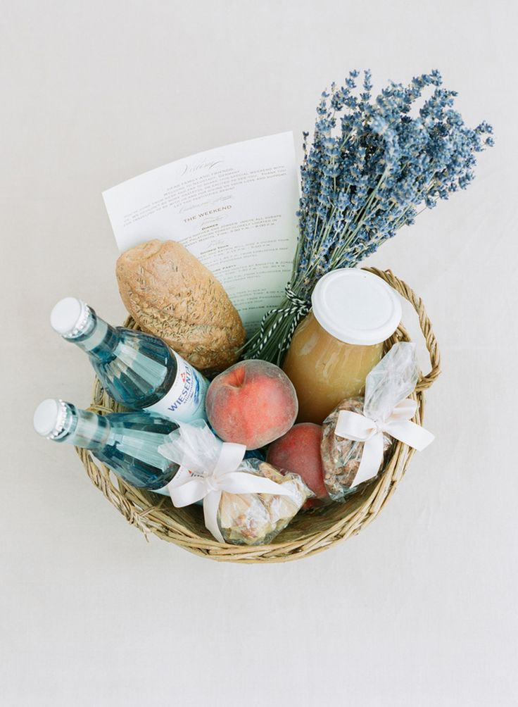 Gift Baskets And Other Wedding Favor Presentation Ideas Your Guests Will Love The Complete