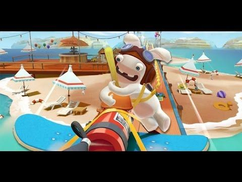 Rabbids Crazy Rush Level 8 9 10 11 12 13 14 15 16 17 18 IOS Android Game...