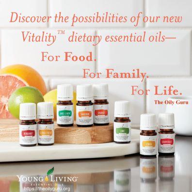 Vitality Oils
