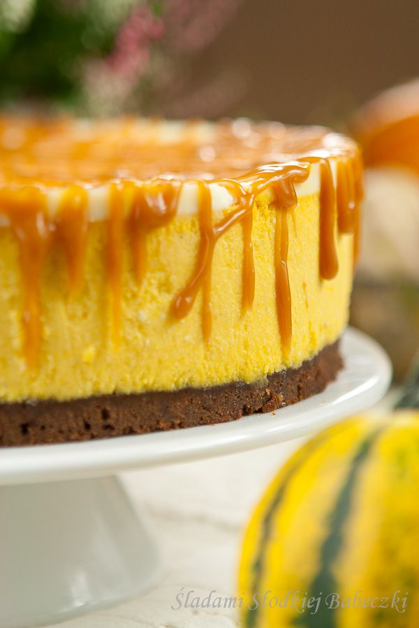 Recipe for Pumpkin Cheesecake | Traces of Sweet Muffins