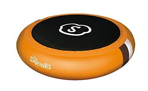 The Shrunks Inflatable 2-in-1 Safety Trampoline Pool Portable Indoor or Outdoor Use, Orange, 72 x 72 inches by The Shrunks: Amazon.de: Baby