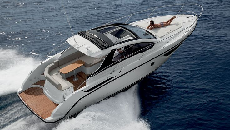 Atlantis Yachts' Small, Sporty New Model   Boats & Yachts   Robb Report - The Global Luxury Source