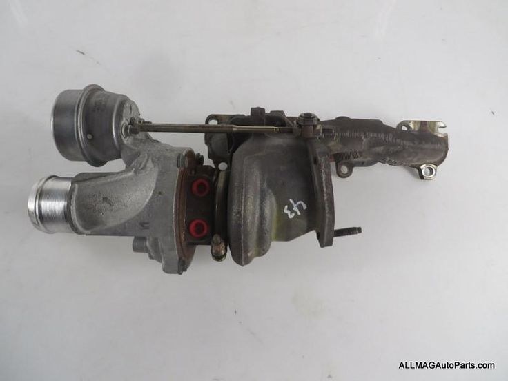 2011-2015 Mini Cooper S Turbo Turbocharger Assembly 43 11657595678