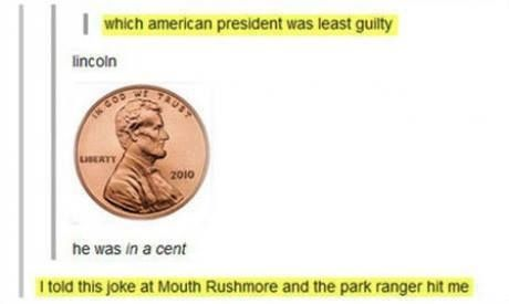 This pun makes a lot of cents: | 26 Puns That Are Too Clever For Their Own Good