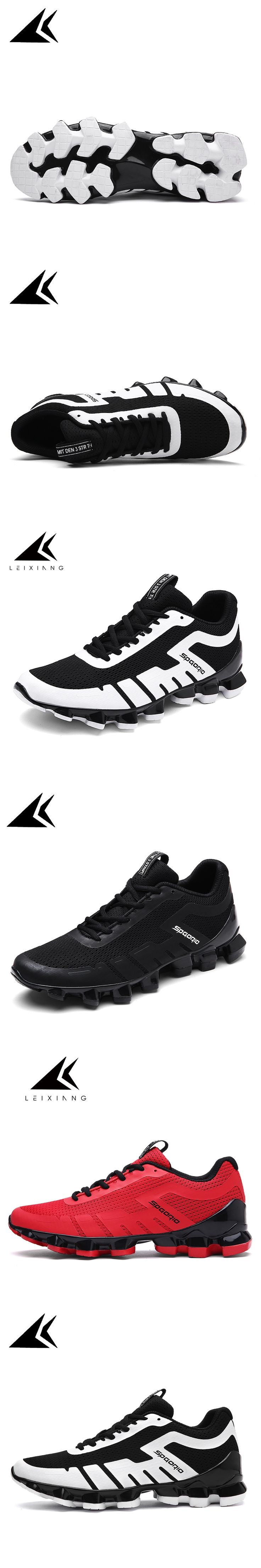 2017 Lightweight Sport Sneakers Stability Cool Mesh Cushioning New Running Shoes