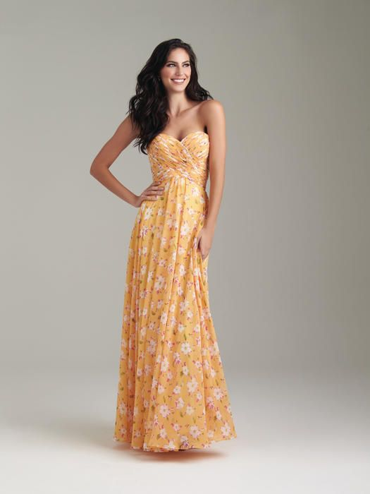 Allure Bridesmaids 1495  Allure Bridesmaids Best Bridal, Prom, and Pageant gowns in Delaware