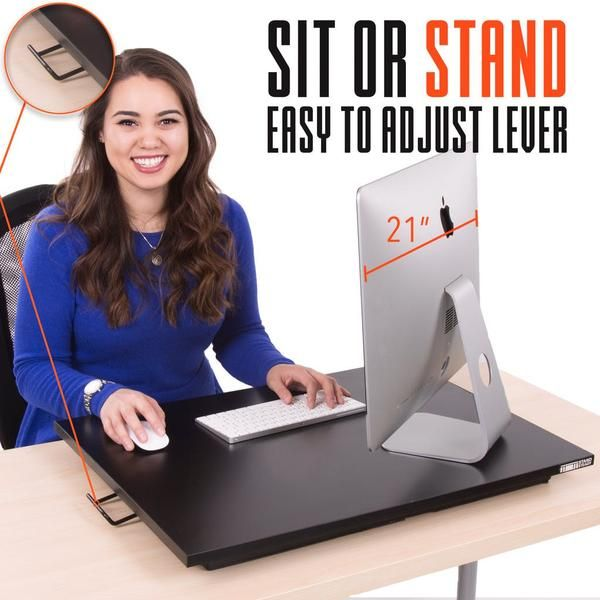 Best 25 Adjustable Desk Ideas On Pinterest