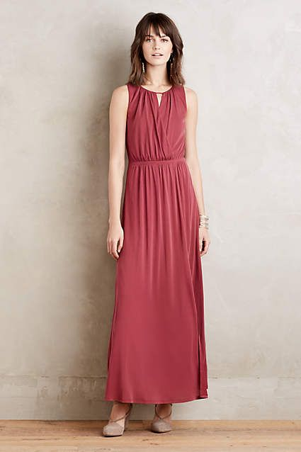 Simplicity 1280 or 1430 for Terra Maxi Dress -