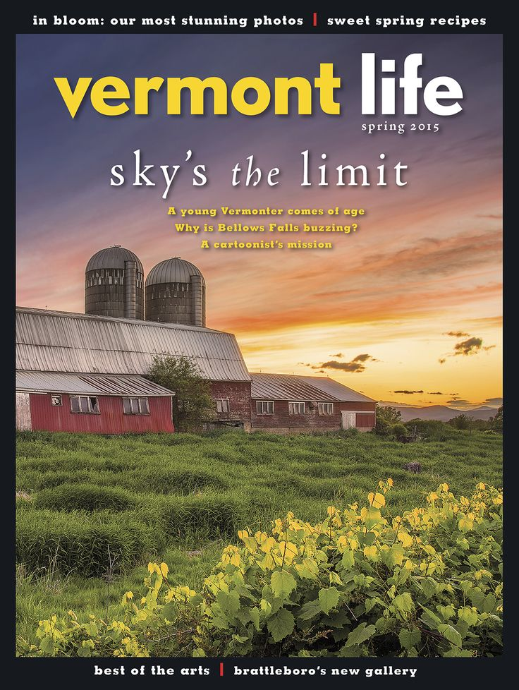 Vermont Life - Published - Caleb Kenna Photography