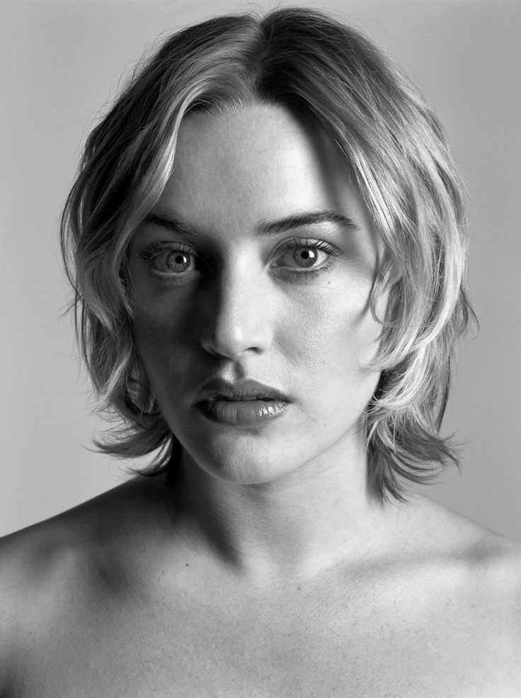 Kate Winslet by Mark A...
