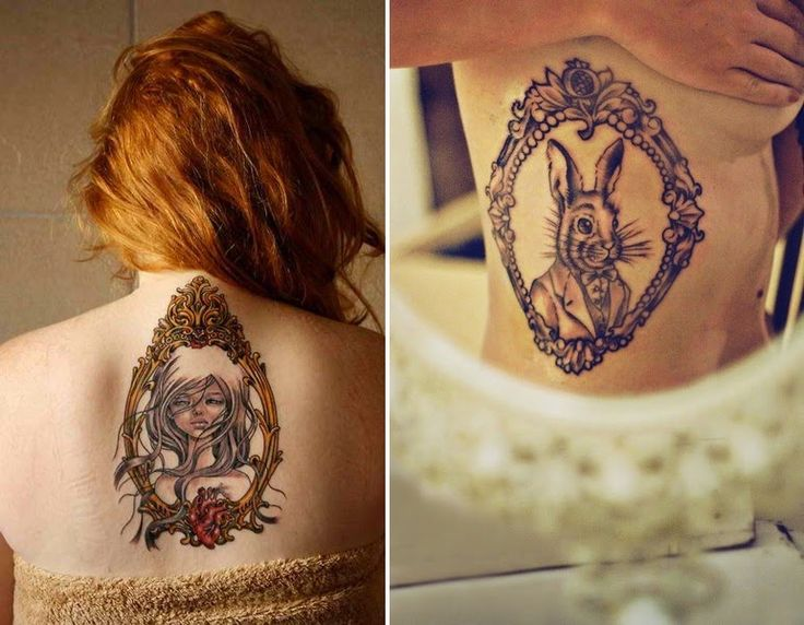 Beauty Rock: Tatuagens de Camafeu