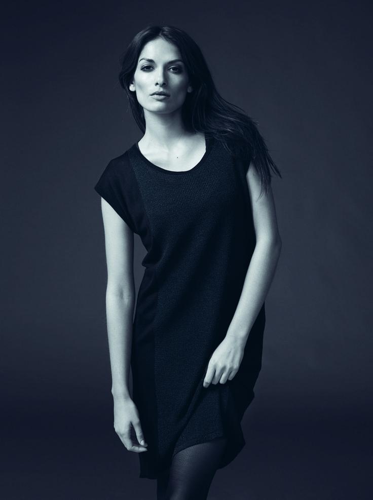 soyaconcept - dress - slimfit - black