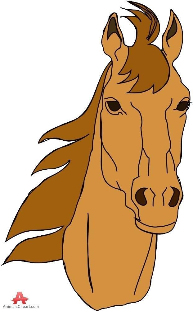 Horse Head Clip Art Clip Art Free Clip Art Free Art