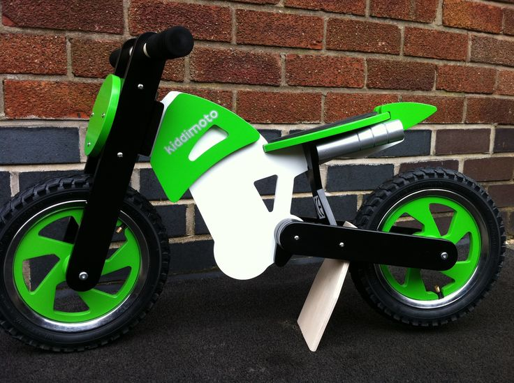 Kiddimoto Scrambler - North West Cycles