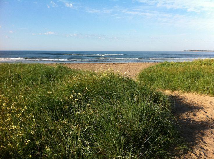 Head to the beautiful Conrad's Beach just outside the Halifax Regional Municipality #Beach #Daytrip #Picnic
