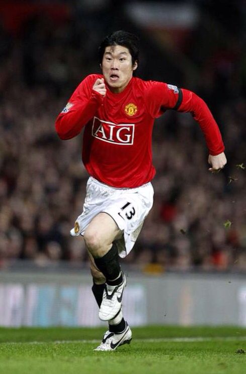 Ji-Sung Park ging ook van PSV naar Manchester United.
