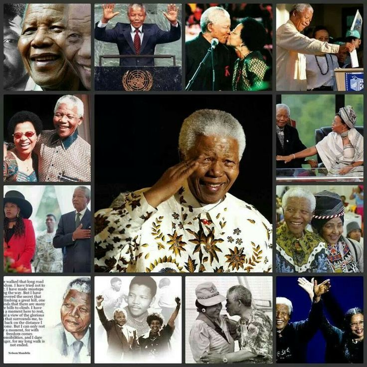 The man the world loved...#Mandela