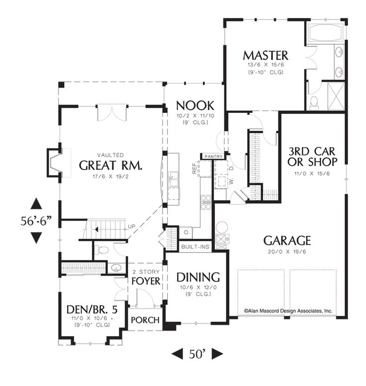 88 best House Plan Layouts images on Pinterest | House floor plans ...