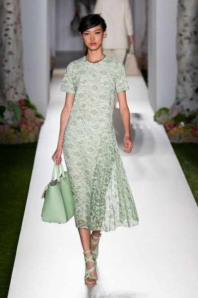 Spring/ Summer 2013 Color Trends - Mint Green