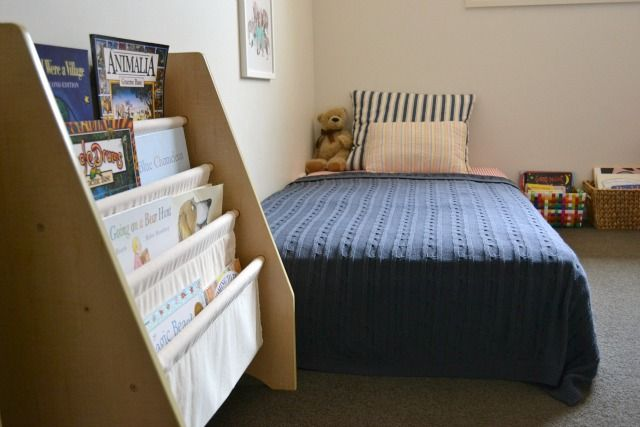 How we montessori bedroom low bed on the floor low - Bedroom with mattress on the floor ...