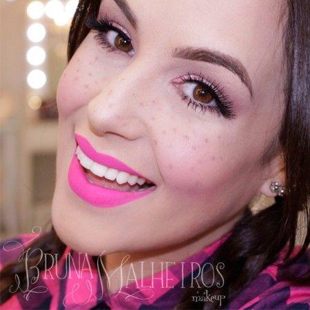 Caipira Chique   Inspirações de maquiagem e penteados para festas juninas