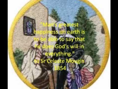 St Emilie de Vialar speaks