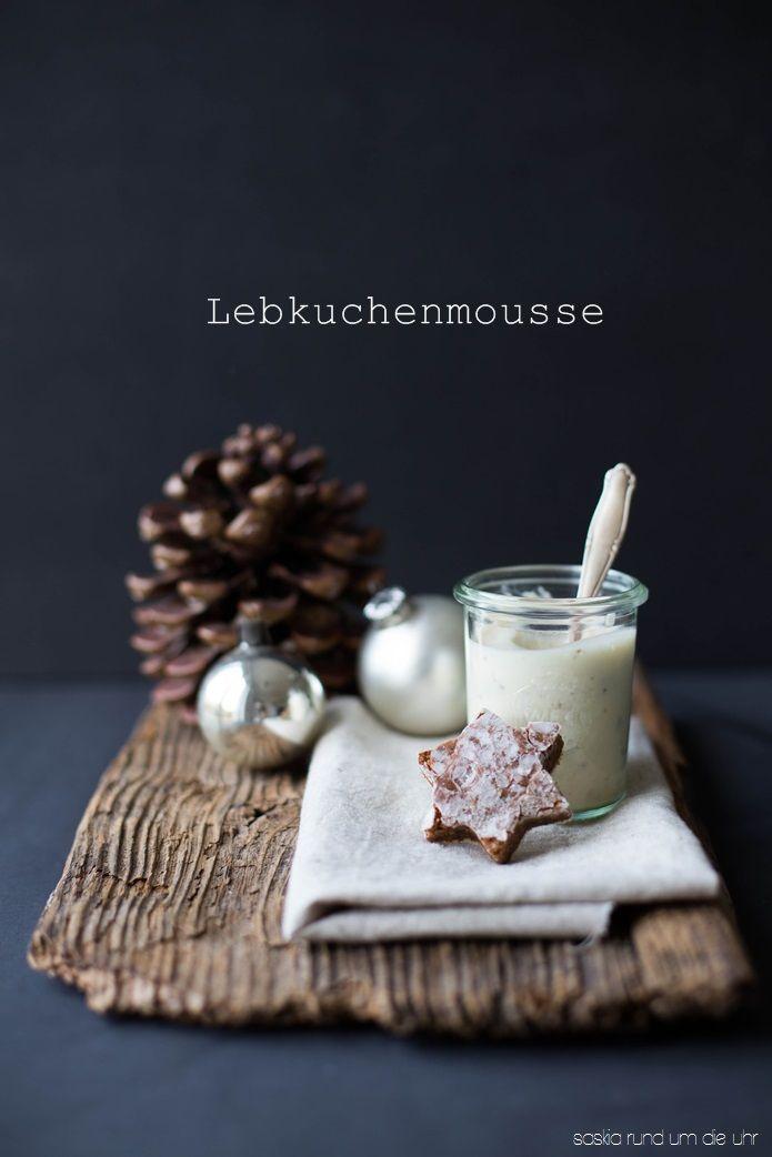SaskiarundumdieUhr: Lebkuchenmousse ♥