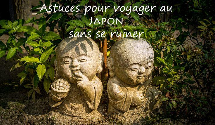 Voyager au Japon sans se ruiner ? C'est possible ! Conseils et astuces pour visiter et se faire plaisir et faire un voyager au Japon pas cher.
