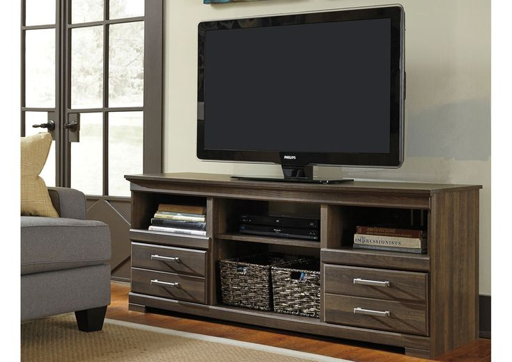25 Best Ideas About Large Tv Stands On Pinterest Tv Set Up Tv Sets And Mounted Tv Decor