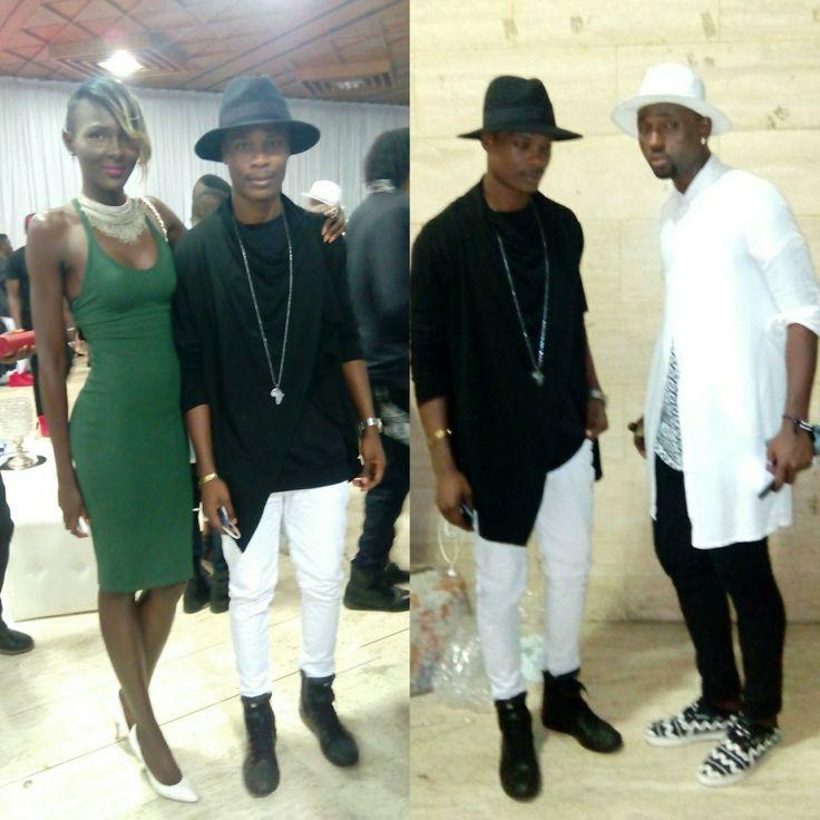 EthnikMode Reception.. YvesKeurtiss AwaSanoko DiawaraHamed The Ivorian Model