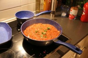 My new twist on Bolognese Sauce:  Carrot Bolognese  Sauce  #recipes #Italianfood #Italianrecipes