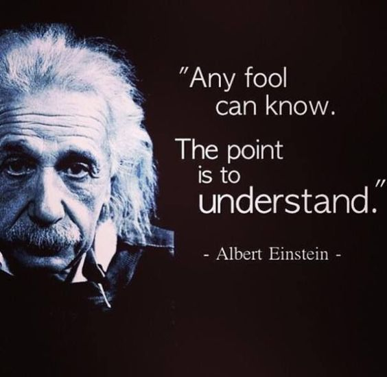 Any fool can know… – Alfred Jerger