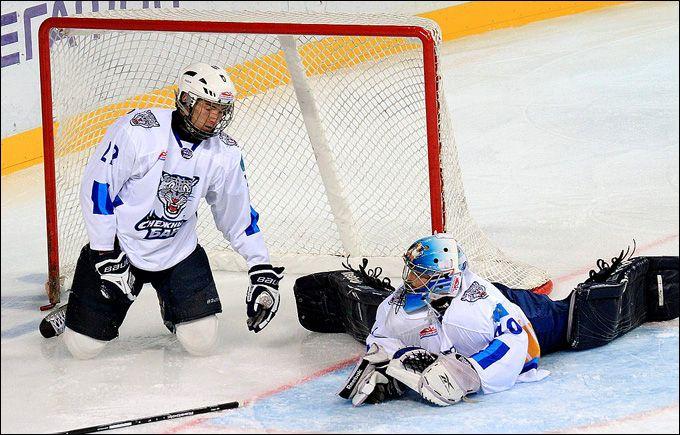Snezhnye Barsy Astana vs. Kuznetskie Medvedi Novokuznetsk Hockey Live Stream - Minor Hockey League MHL