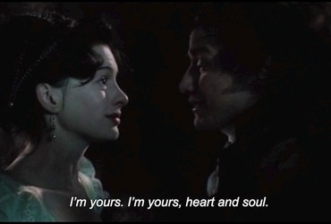 Tom Lefroy: I am yours. <3 and soul, I am yours. Much good that is. Jane Austen: I will decide that. - Becoming Jane directed by  Julian Jarrold (2007) #janeausten