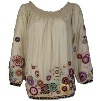 Рубашка в стиле хиппи
