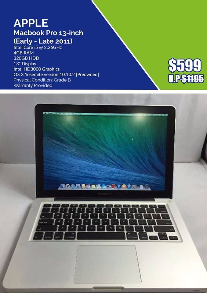 Interesting! Pre owned laptop, cheap laptop for sale, laptop deals Singapore