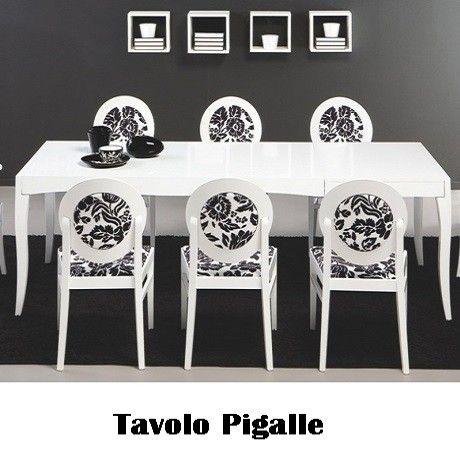 Tavolo Pigalle