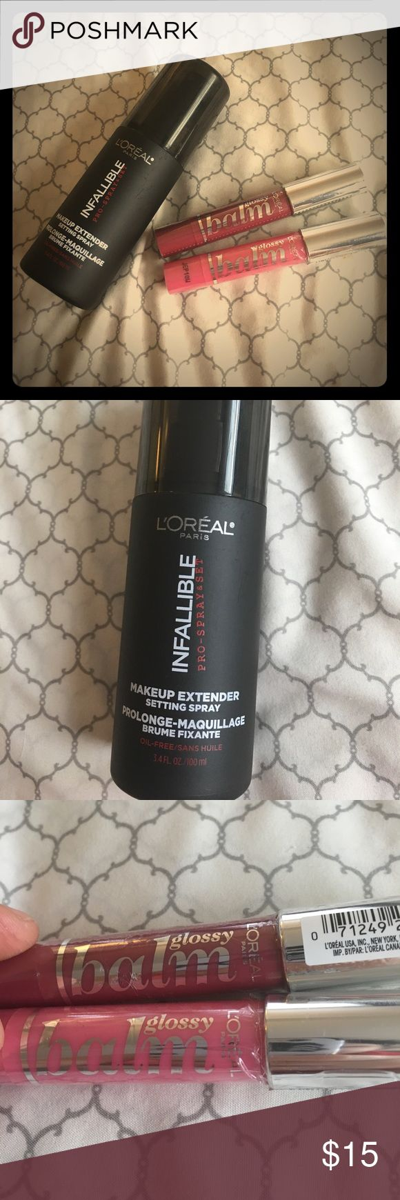 L'Oréal make up beauty bundle 💄💋👄 All brand new products! L'Oreal Makeup Face Primer