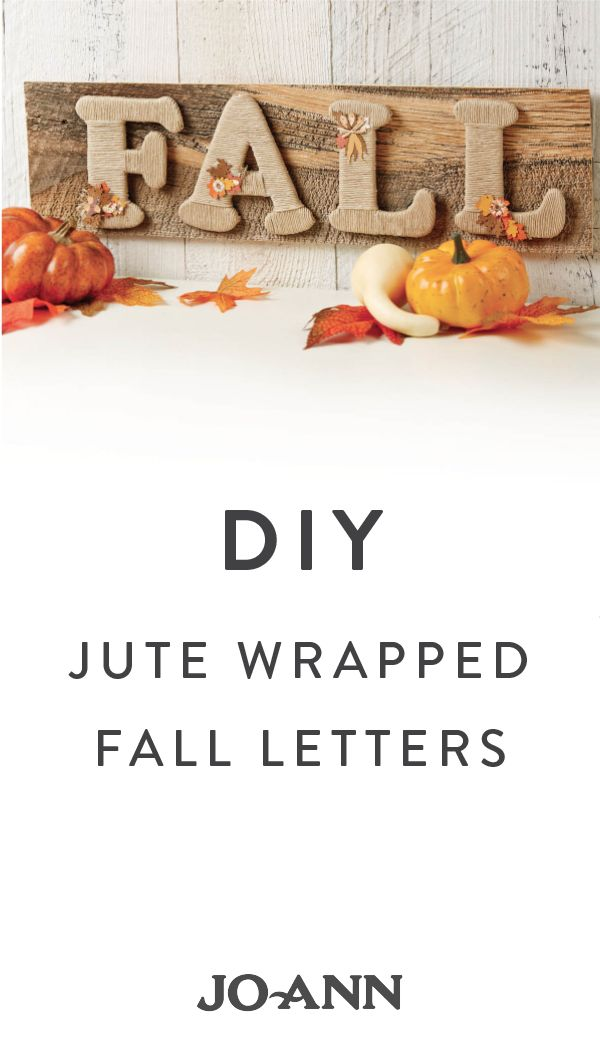 Best Fall Projects With Joann Images On Pinterest Fall