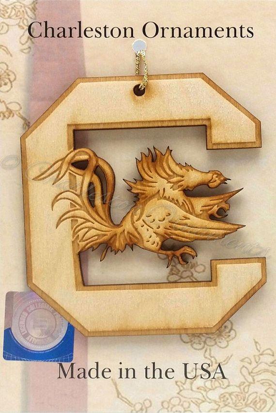 University of South Carolina ornament