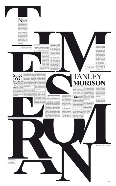 Times New Roman #graphicdesign