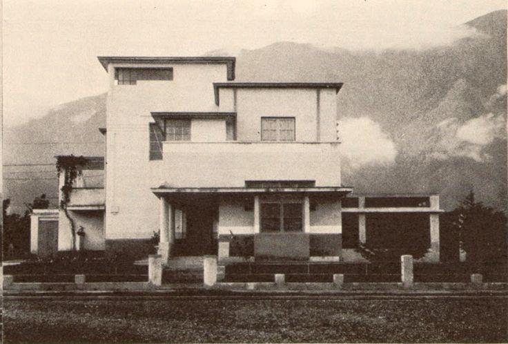 Quinta Las Gaycas Caracas 1932 Considerada La Primera