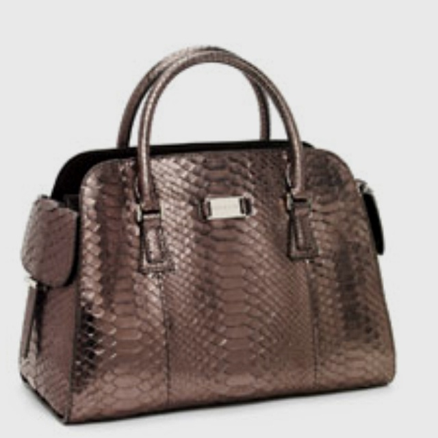 MK python bag.... It's reduced but still exxy!