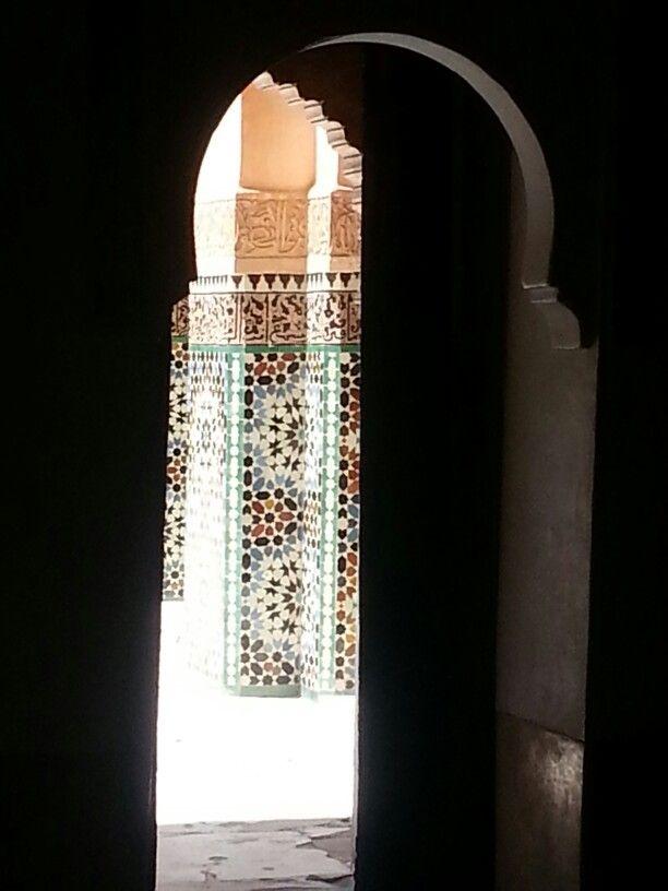 Ben Yousef Madrasa Marakesh