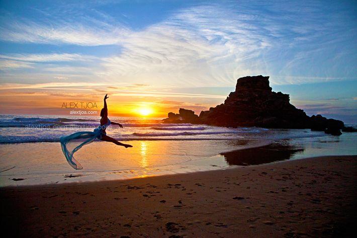 Praia do Castelejo, Algarve, Portugal.