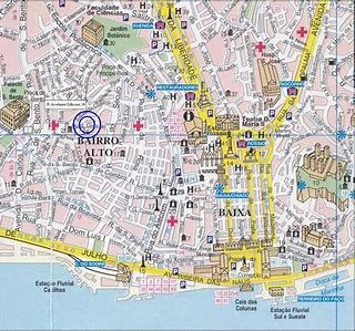 Resultado De Imagen De Mapa Turistico De Lisboa Mapa Turistico