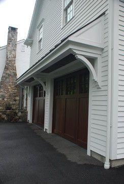 garage overhang idea - no posts