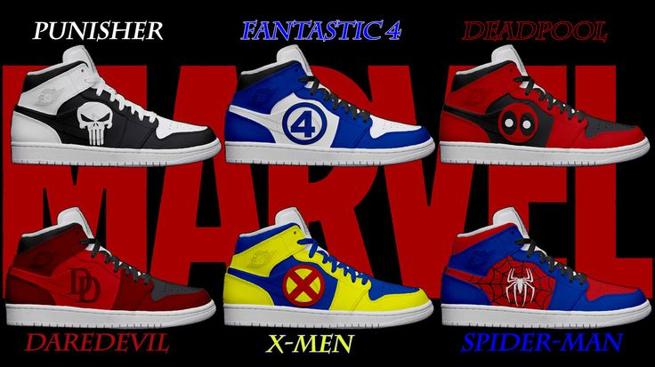 Women's Light Up Marvel Shoes by KickolasNage on Etsy https://www.etsy.com/listing/246755090/womens-light-up-marvel-shoes