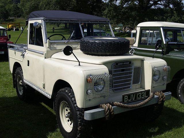 Land Rover Hoffman Estates >> 107 best Land Rover Vintage images on Pinterest   Land ...