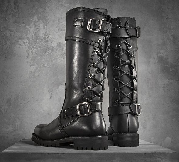 Women's Alexa Performance Boots | Boots | Official Harley-Davidson Online Store